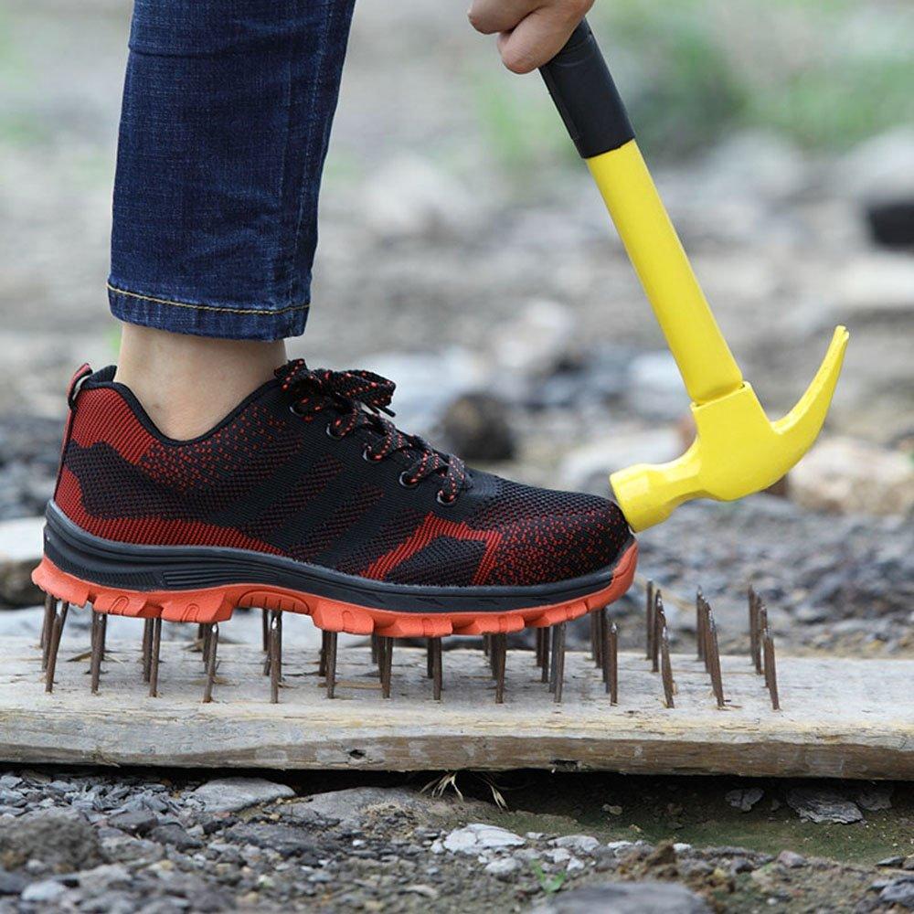 Stylish Steel Toe Cap Flexible Work